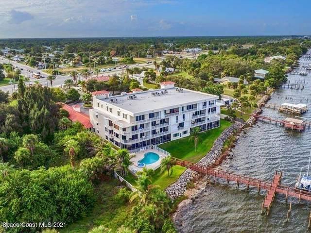 4007 N Harbor City Boulevard #201, Melbourne, FL 32935 (MLS #918315) :: Premium Properties Real Estate Services