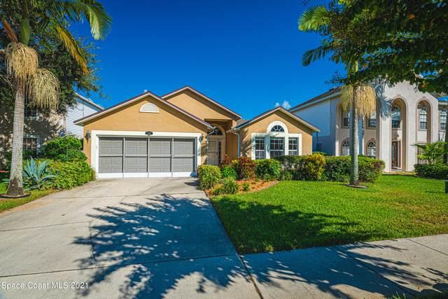 1058 Macon Drive, Titusville, FL 32780 (MLS #918326) :: Premium Properties Real Estate Services