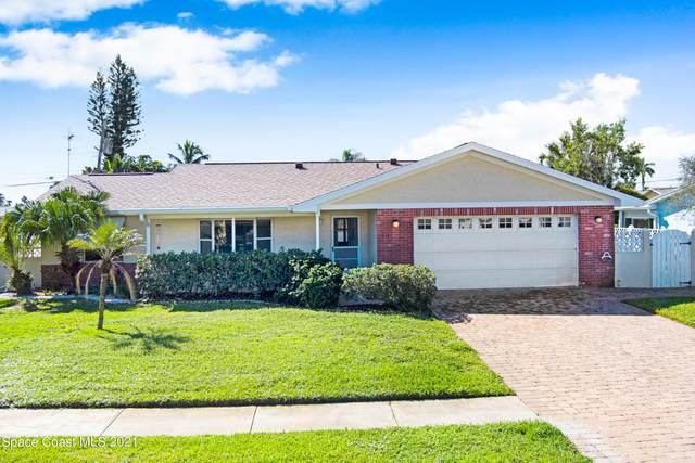 235 Sheridan Avenue, Satellite Beach, FL 32937 (MLS #918330) :: Premium Properties Real Estate Services