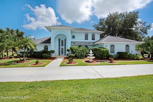 563 Lake Ashley Circle, Melbourne, FL 32904 (MLS #918333) :: Premium Properties Real Estate Services