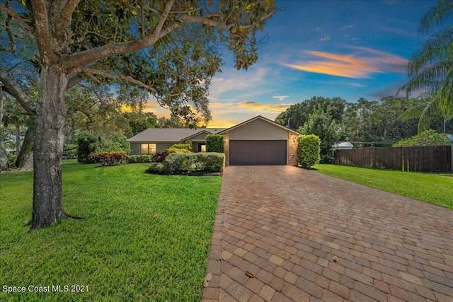 3780 Laurette Road, Merritt Island, FL 32952 (MLS #918355) :: Keller Williams Realty Brevard