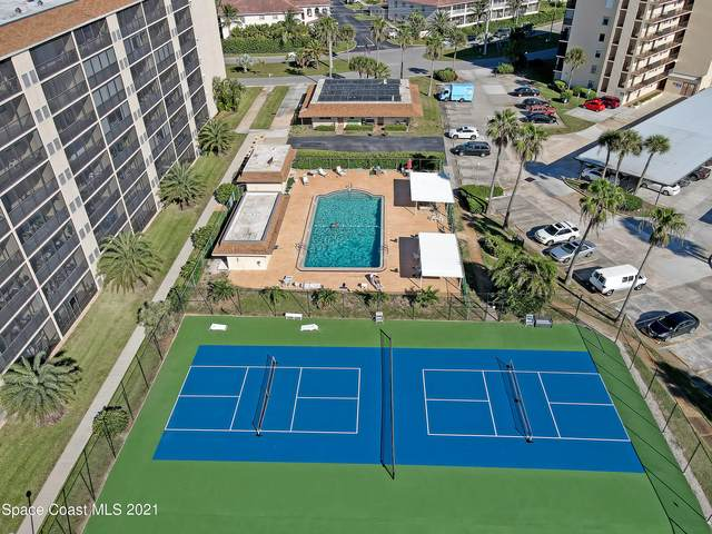 500 Palm Springs Boulevard #308, Indian Harbour Beach, FL 32937 (MLS #918370) :: Engel & Voelkers Melbourne Central
