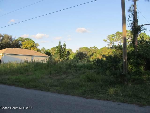 1037 Hammacher Avenue SW, Palm Bay, FL 32908 (MLS #918378) :: Engel & Voelkers Melbourne Central
