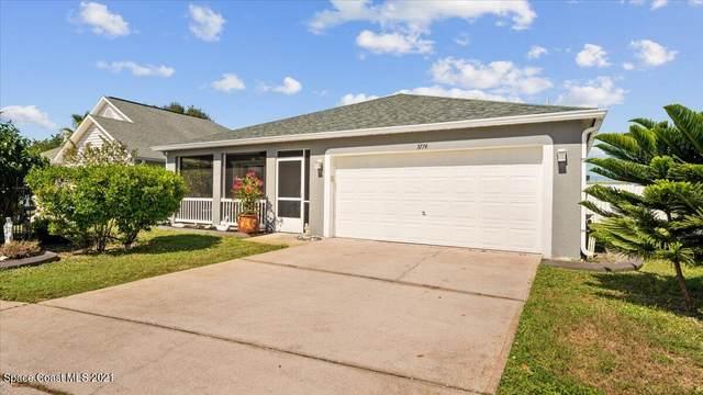 3774 Town Square Boulevard #72, Melbourne, FL 32901 (MLS #918385) :: Engel & Voelkers Melbourne Central