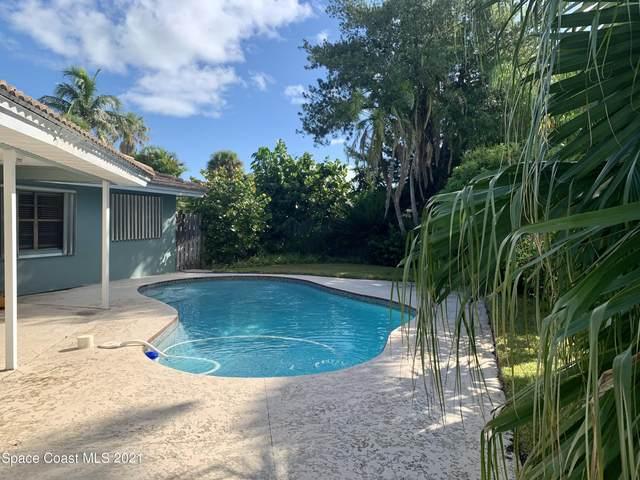 635 Florence Court, Satellite Beach, FL 32937 (MLS #918387) :: Premium Properties Real Estate Services