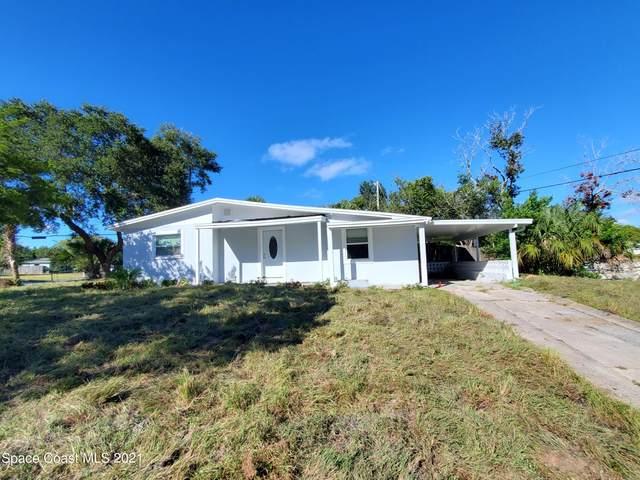 1550 Hardy Street, Titusville, FL 32780 (MLS #918389) :: Engel & Voelkers Melbourne Central