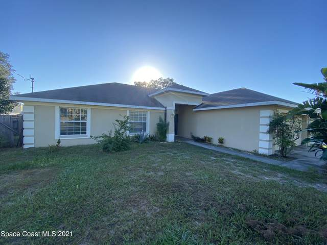 336 Clearfield Avenue, Spring Hill, FL 34606 (MLS #918403) :: Engel & Voelkers Melbourne Central