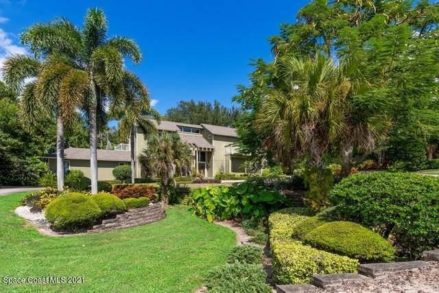 4395 Stillwater Drive, Merritt Island, FL 32952 (MLS #918406) :: Premium Properties Real Estate Services