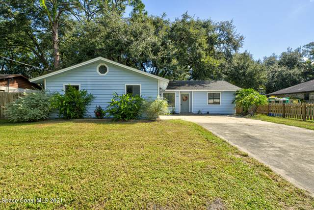 7229 Durban Avenue, Cocoa, FL 32927 (MLS #918407) :: Premium Properties Real Estate Services