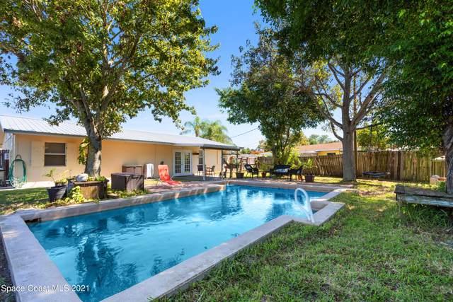 822 Onyx Drive NE, Palm Bay, FL 32905 (MLS #918410) :: Premium Properties Real Estate Services