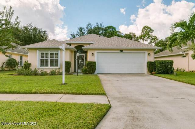920 Tavernier Circle NE, Palm Bay, FL 32905 (MLS #918415) :: Blue Marlin Real Estate