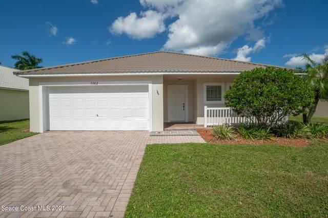 3382 Tipperary Drive, Merritt Island, FL 32953 (MLS #918427) :: Keller Williams Realty Brevard