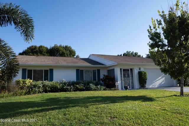 257 Gladiola Road NE #8, Palm Bay, FL 32907 (MLS #918428) :: Keller Williams Realty Brevard