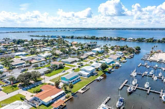 508 Eleuthera Lane, Indian Harbour Beach, FL 32937 (#918433) :: The Reynolds Team   Compass