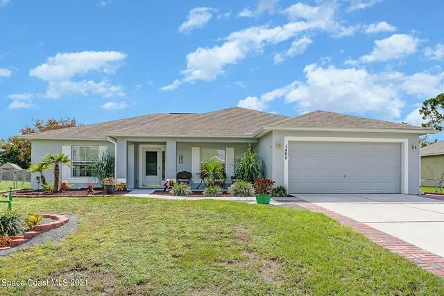 1460 Summer Street SE, Palm Bay, FL 32909 (MLS #918435) :: Keller Williams Realty Brevard