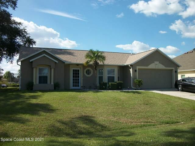 934 Castile Road SE, Palm Bay, FL 32909 (MLS #918437) :: Keller Williams Realty Brevard