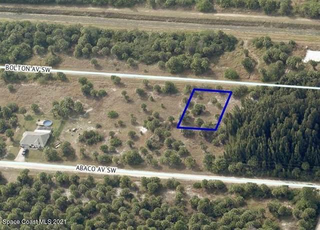 2345 Bolton Avenue SW, Palm Bay, FL 32908 (#918444) :: The Reynolds Team | Compass