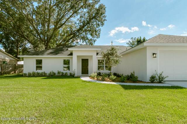 5365 Fay Boulevard, Cocoa, FL 32927 (MLS #918466) :: Engel & Voelkers Melbourne Central