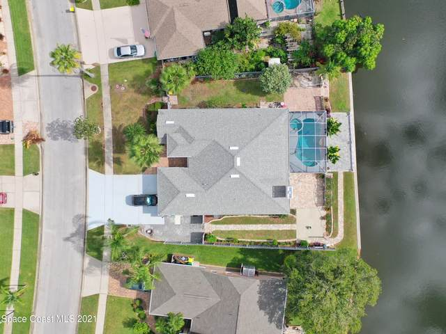 3761 Sierra Drive, Merritt Island, FL 32953 (MLS #918469) :: Keller Williams Realty Brevard