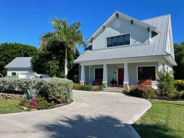 2015 S River Road, Melbourne Beach, FL 32951 (MLS #918472) :: Blue Marlin Real Estate