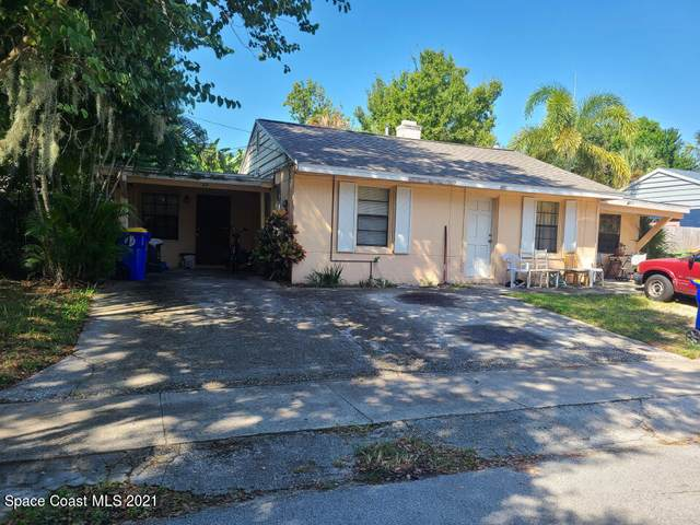 40 Patrick Lane, Rockledge, FL 32955 (MLS #918473) :: Keller Williams Realty Brevard