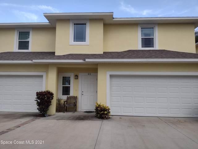 83 June Drive, Cocoa Beach, FL 32931 (MLS #918479) :: Blue Marlin Real Estate