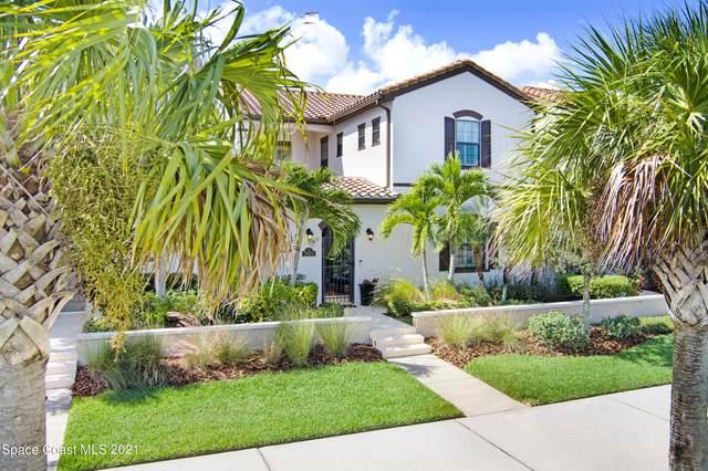 7025 Primavera Lane, Melbourne, FL 32940 (MLS #918482) :: Blue Marlin Real Estate