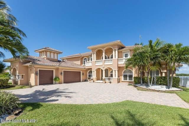 7 Cove View Court, Cocoa Beach, FL 32931 (MLS #918484) :: Blue Marlin Real Estate