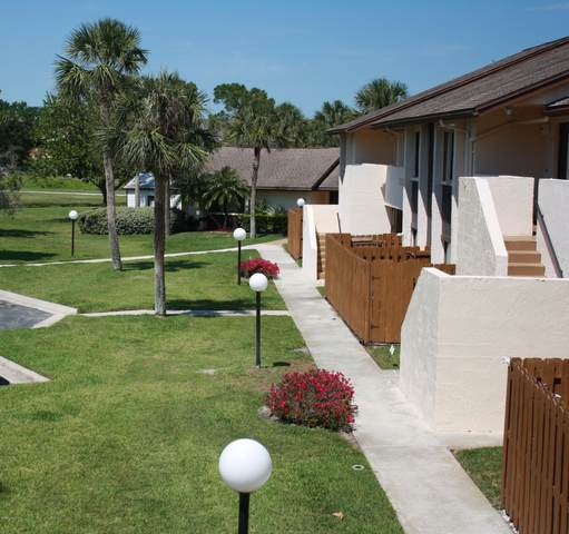 2145 Golf Isle Drive #1221, Melbourne, FL 32935 (MLS #918487) :: Blue Marlin Real Estate