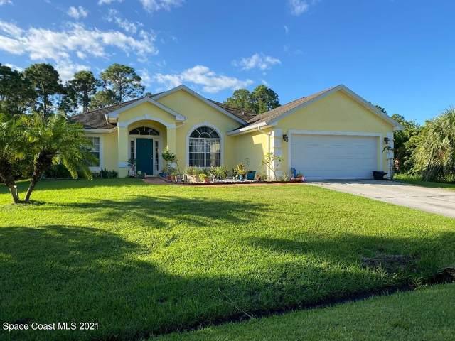 490 Fitzsimmons Street SW, Palm Bay, FL 32908 (MLS #918490) :: Keller Williams Realty Brevard