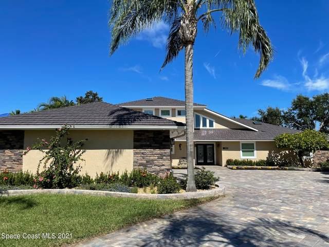 603 Loggerhead Island Drive, Satellite Beach, FL 32937 (MLS #918491) :: Keller Williams Realty Brevard
