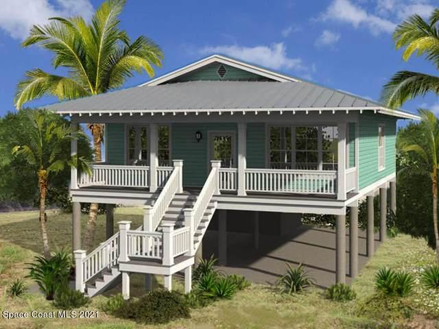 5090 S Highway A1a, Melbourne Beach, FL 32951 (MLS #918506) :: Keller Williams Realty Brevard