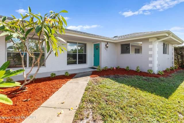 867 Daytona Drive NE, Palm Bay, FL 32905 (MLS #918516) :: Engel & Voelkers Melbourne Central