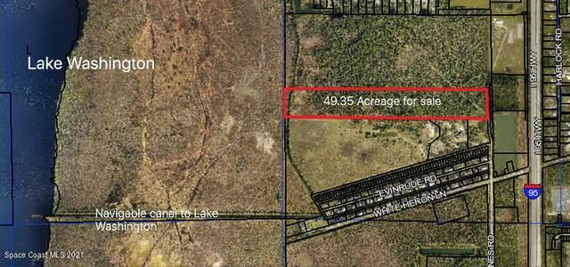 1576 Jones Road, Melbourne, FL 32934 (MLS #918519) :: Dalton Wade Real Estate Group