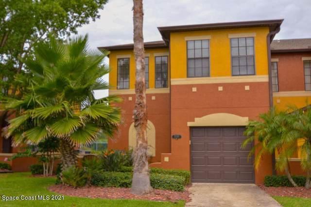 1260 Marquise Court, Rockledge, FL 32955 (MLS #918533) :: Keller Williams Realty Brevard