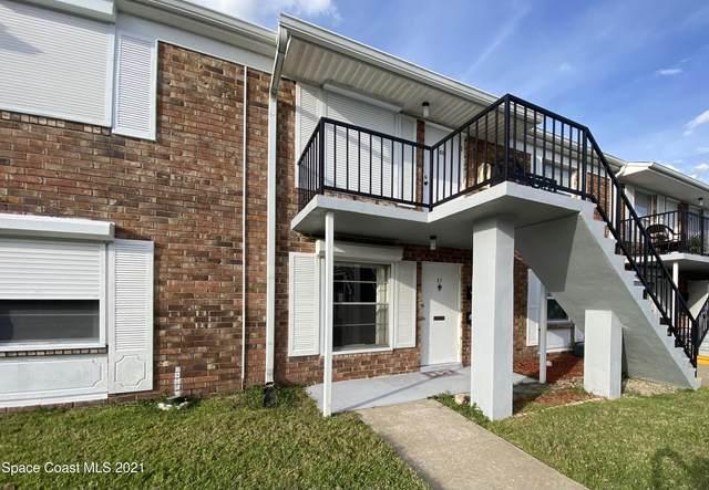 190 E Olmstead Drive C 3, Titusville, FL 32780 (MLS #918538) :: Keller Williams Realty Brevard