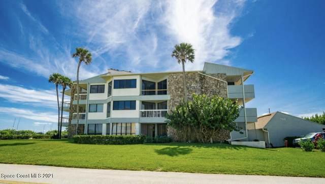 700 Wavecrest Avenue #105, Indialantic, FL 32903 (MLS #918545) :: Keller Williams Realty Brevard