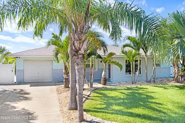 1205 Colby Lane, Merritt Island, FL 32952 (MLS #918558) :: Keller Williams Realty Brevard
