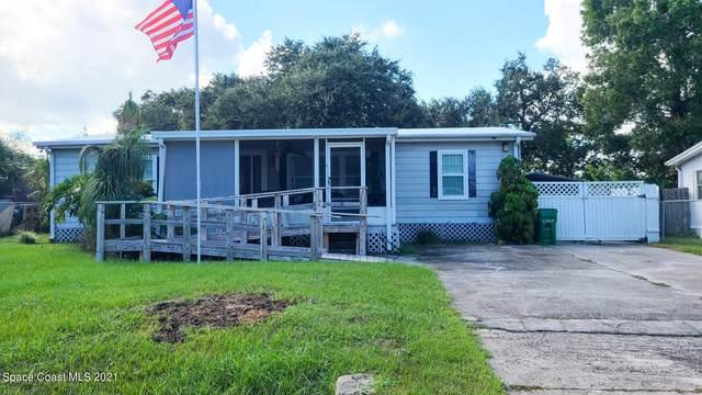 5350 Monroe Avenue, Cocoa, FL 32927 (MLS #918561) :: Dalton Wade Real Estate Group