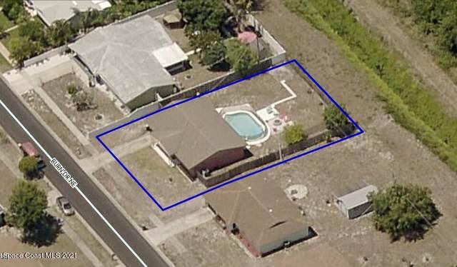 951 Burn Drive NE, Palm Bay, FL 32905 (MLS #918564) :: Engel & Voelkers Melbourne Central