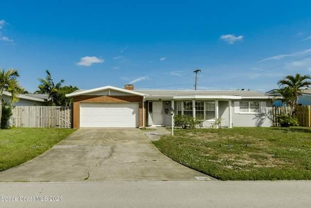 204 Marion Street, Indian Harbour Beach, FL 32937 (MLS #918570) :: Keller Williams Realty Brevard