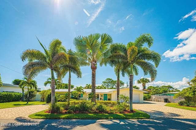 415 Hibiscus Trail, Melbourne Beach, FL 32951 (MLS #918573) :: Keller Williams Realty Brevard