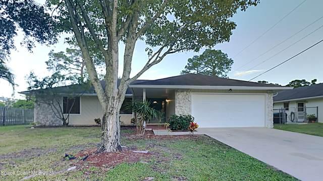 728 Jupiter Boulevard NW, Palm Bay, FL 32907 (MLS #918575) :: Dalton Wade Real Estate Group