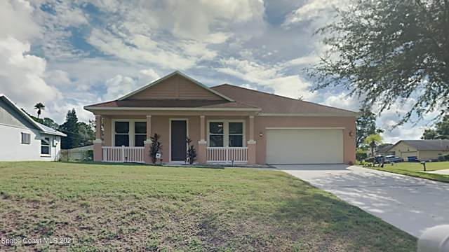1201 Medina Avenue NW, Palm Bay, FL 32907 (MLS #918578) :: Dalton Wade Real Estate Group