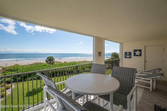 550 Garfield Avenue #401, Cocoa Beach, FL 32931 (MLS #918591) :: Blue Marlin Real Estate