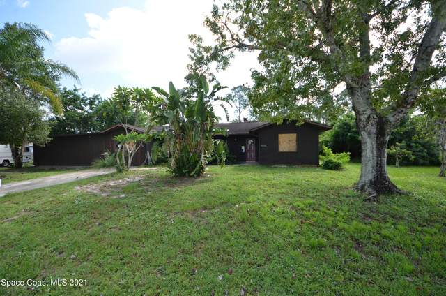 535 Consolata Avenue NW, Palm Bay, FL 32907 (MLS #918605) :: Dalton Wade Real Estate Group