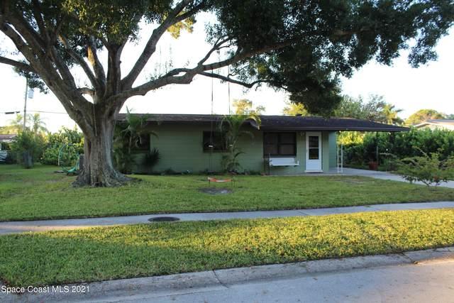 165 Moore Avenue, Merritt Island, FL 32952 (MLS #918625) :: Engel & Voelkers Melbourne Central