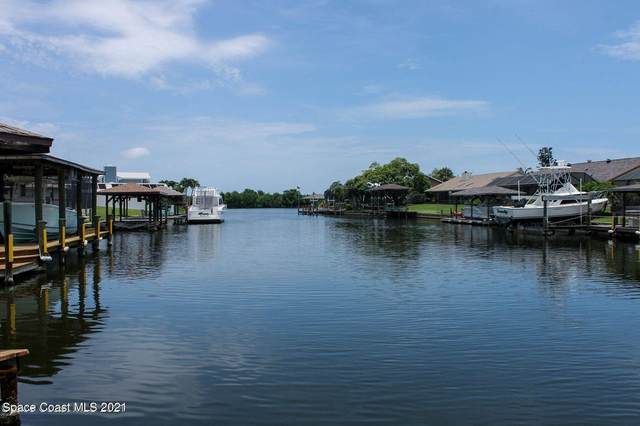2240 Sykes Creek Drive, Merritt Island, FL 32953 (MLS #918629) :: Keller Williams Realty Brevard