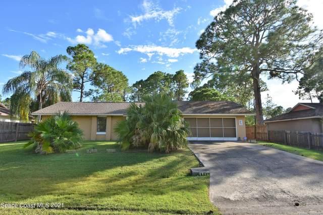 370 Danis Road SW, Palm Bay, FL 32908 (MLS #918633) :: Keller Williams Realty Brevard