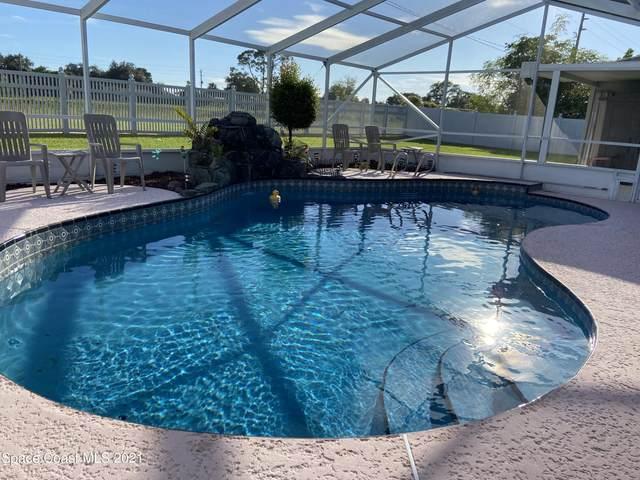 1968 Beekman Street NE, Palm Bay, FL 32905 (MLS #918638) :: Dalton Wade Real Estate Group